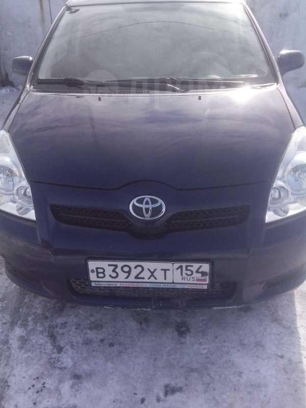 Toyota Corolla Verso, 2008 год, 450 000 руб.