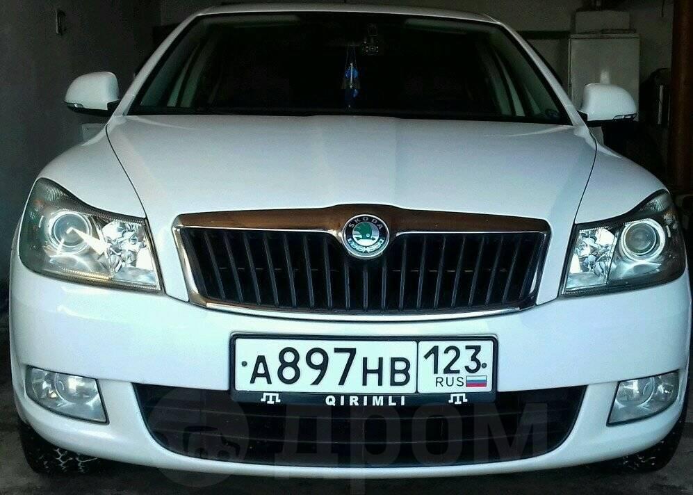 skoda octavia, 2012 авто с пробегом