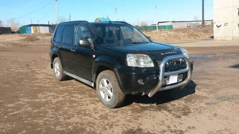 Nissan X-Trail, 2004 год, 535 000 руб.