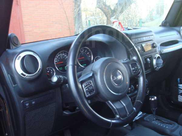 Jeep Wrangler, 2011 год, 1 700 000 руб.