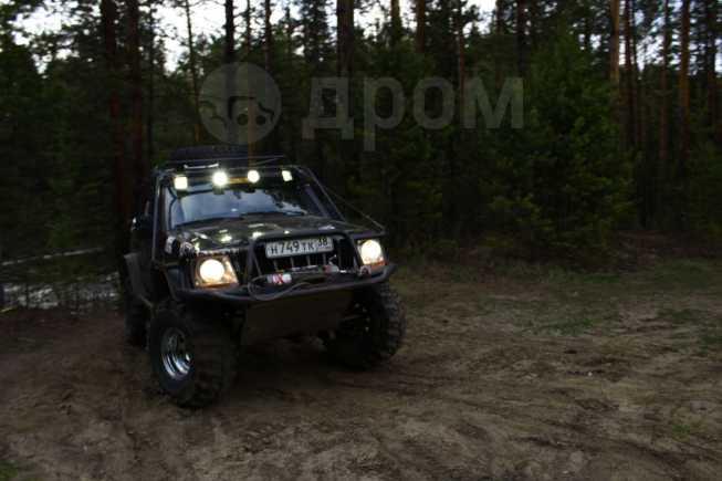 Jeep Cherokee, 1993 год, 500 000 руб.