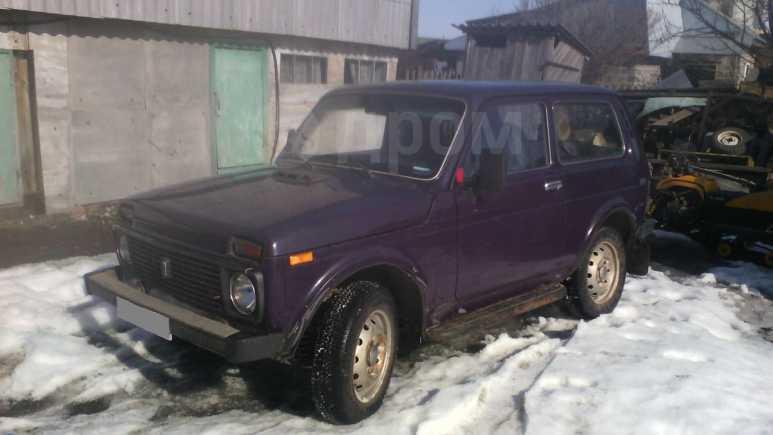 Лада 4x4 2121 Нива, 2002 год, 225 000 руб.