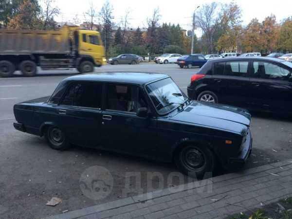 Лада 2107, 2006 год, 40 000 руб.