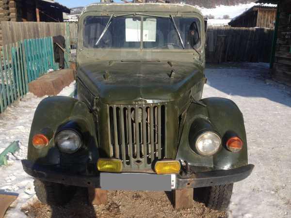 ГАЗ 69, 1964 год, 100 000 руб.