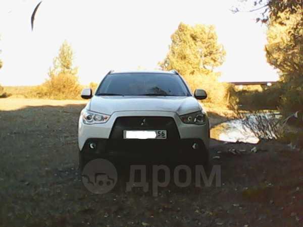 Mitsubishi ASX, 2011 год, 650 000 руб.