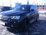 Омск BMW X3 2014