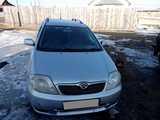 Усть-Кан Тойота Филдер 2002