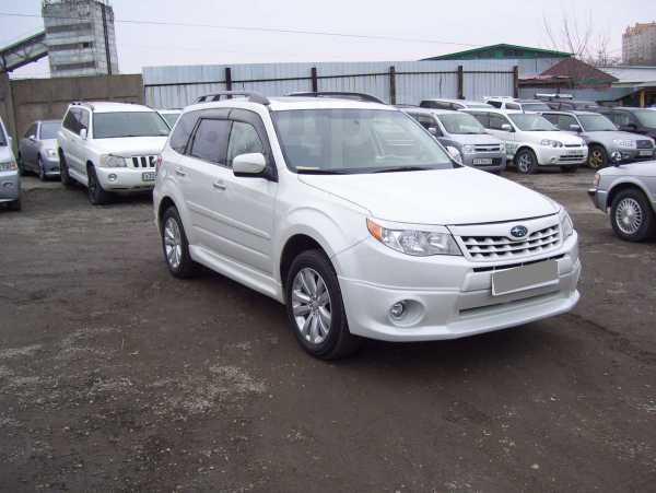 Subaru Forester, 2011 год, 755 000 руб.