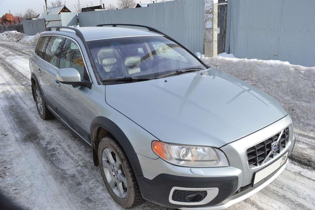 volvo xc70 2008 дизель
