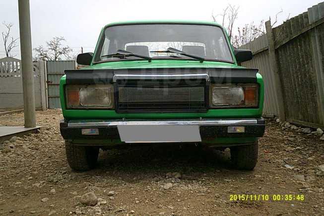 Лада 2107, 1987 год, 55 000 руб.