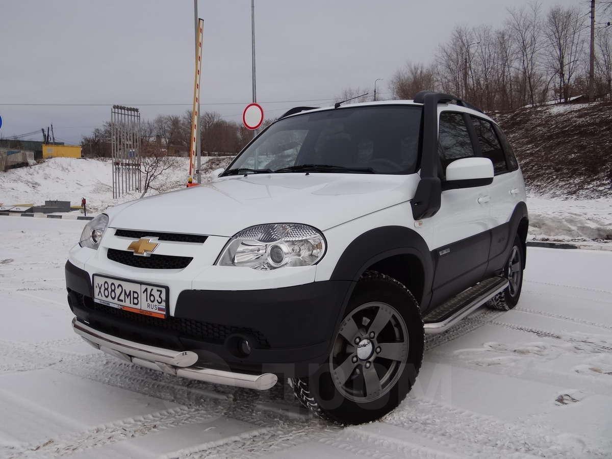 автомобиль chevrolet niva 212300-55 покупка