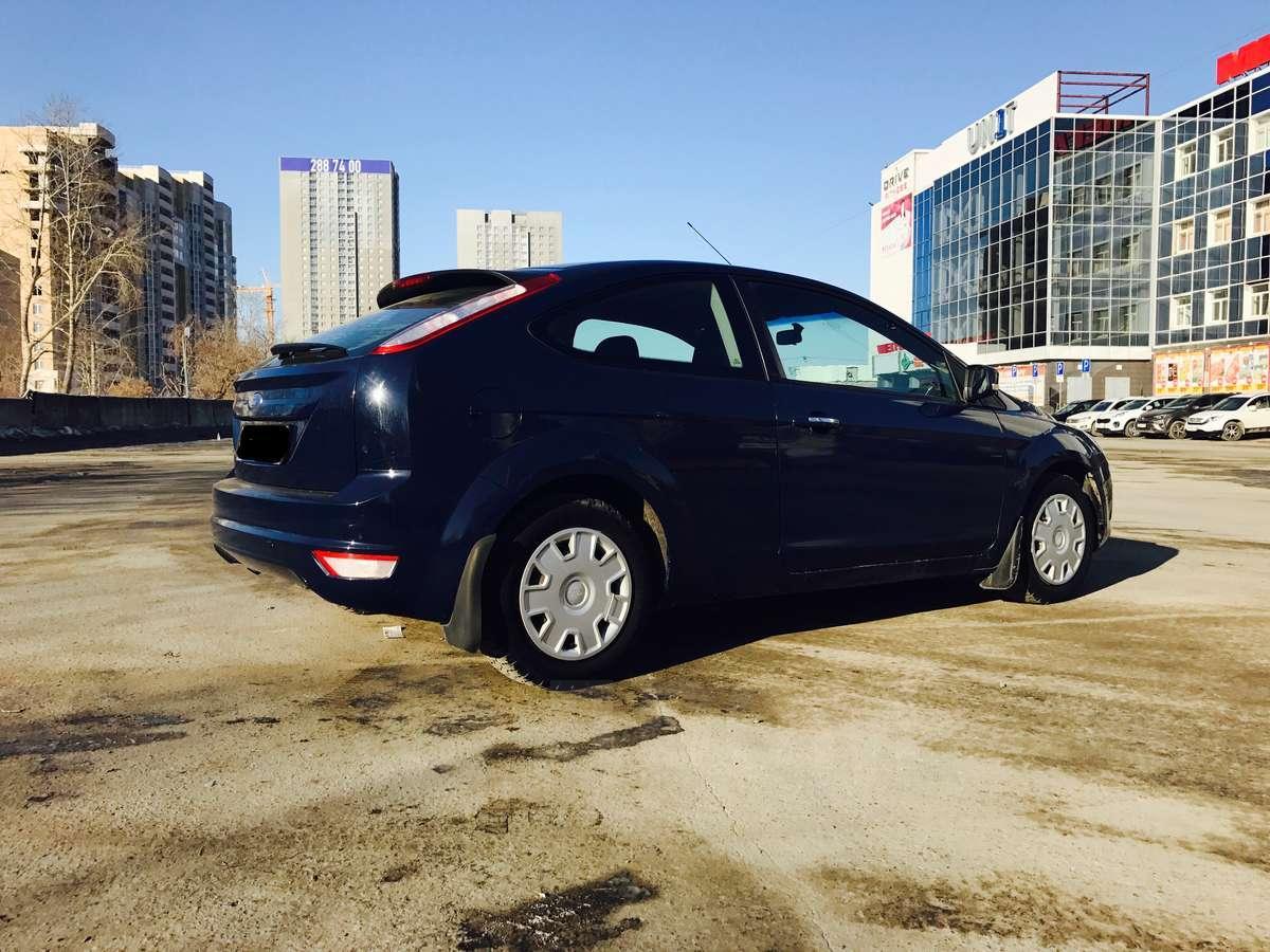 Отзывы владельцев Ford Focus (Форд Фокус) с ФОТО