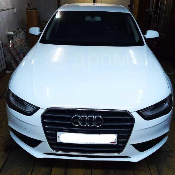 Audi A4, 2014 год, 1 100 000 руб.