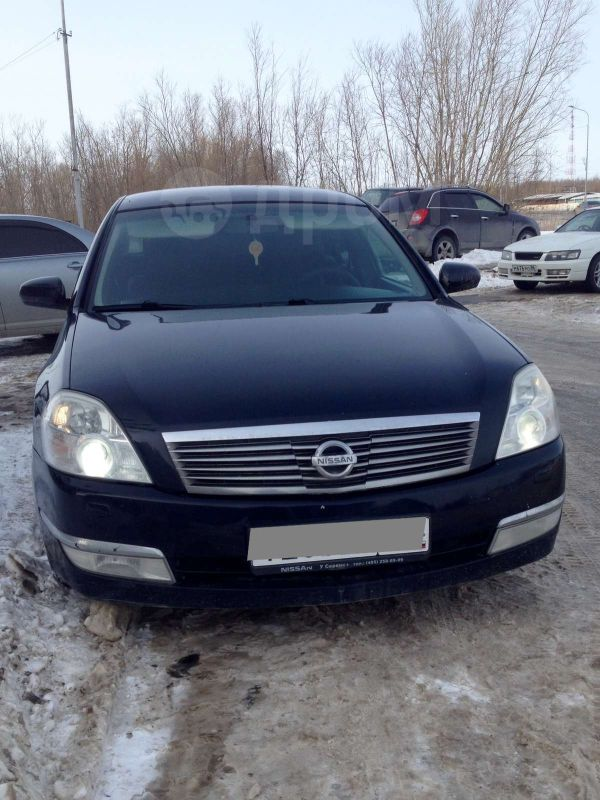 Nissan Teana, 2006 год, 399 000 руб.
