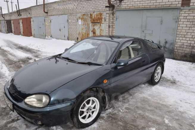 Mazda MX-3, 1993 год, 80 000 руб.