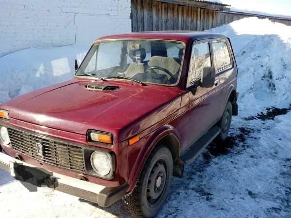 Лада 4x4 2121 Нива, 1996 год, 120 000 руб.