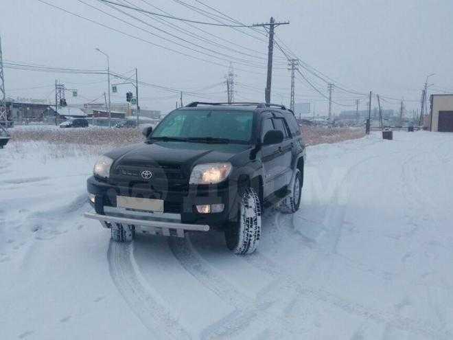 Тойота рунер продажа в якутске