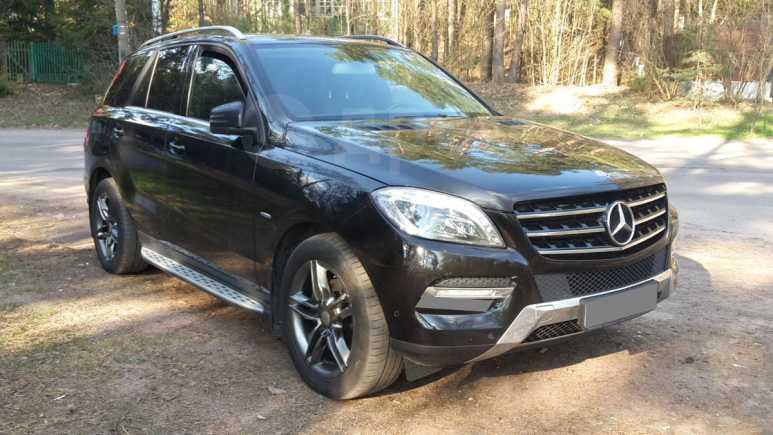 Mercedes-Benz M-Class, 2012 год, 1 699 000 руб.