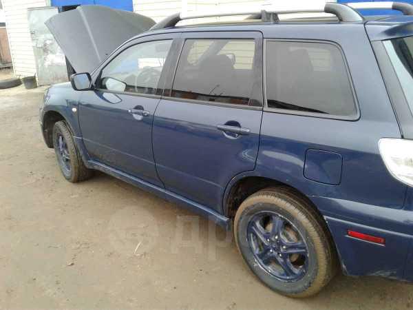 Mitsubishi Outlander, 2002 год, 255 000 руб.