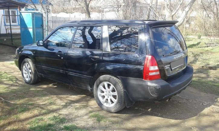 Subaru Forester, 2005 год, 330 000 руб.
