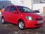 Новосибирск Тойота Витц 1999