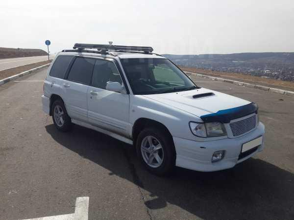 Subaru Forester, 2000 год, 299 000 руб.