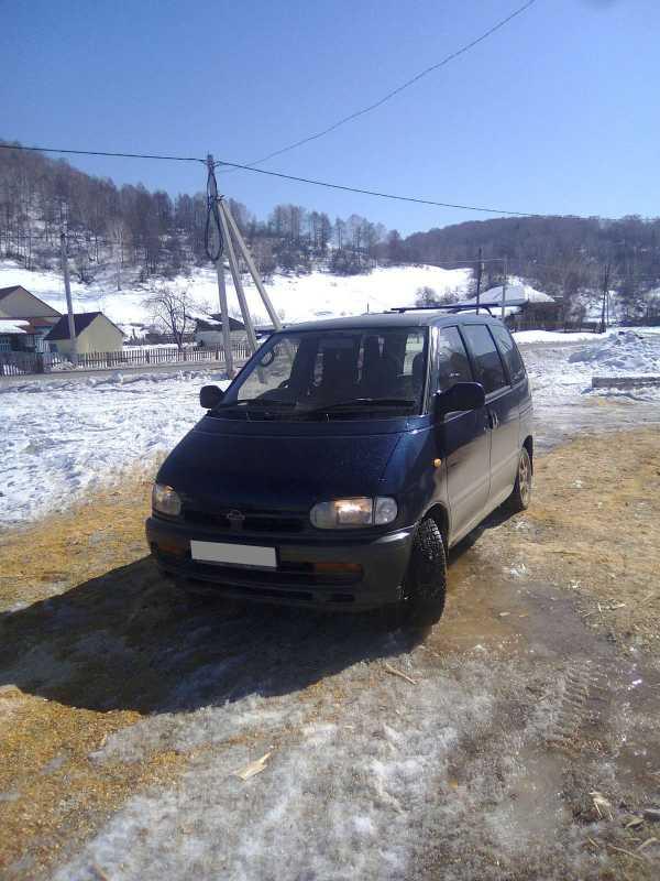 Nissan Vanette Serena, 1991 год, 95 000 руб.