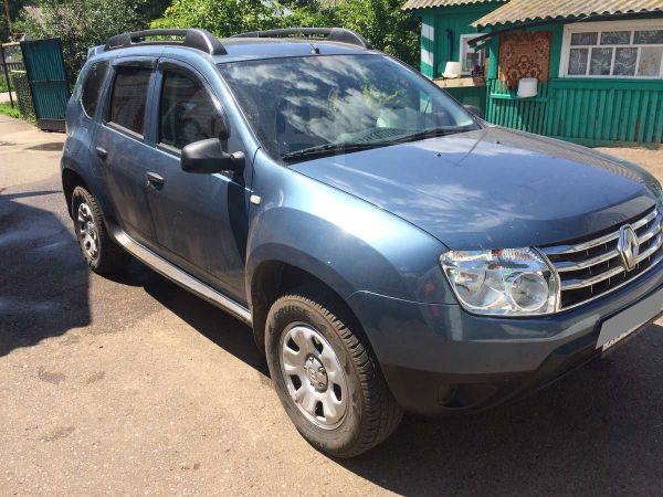 Renault Duster, 2015 год, 610 000 руб.