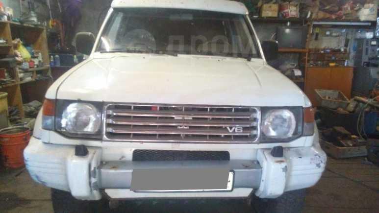 Mitsubishi Pajero, 1992 год, 125 000 руб.