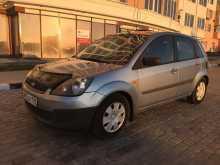Севастополь Форд Фиеста 2007