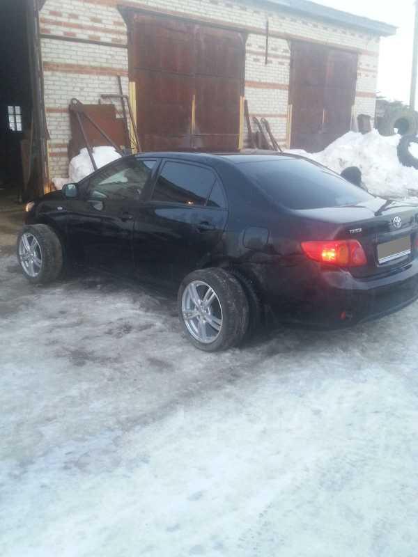 Toyota Corolla, 2007 год, 373 000 руб.