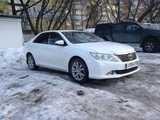 Пермь Тойота Камри 2012