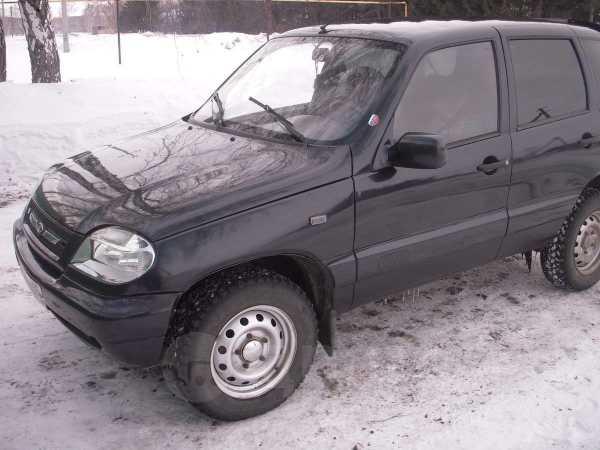 Chevrolet Niva, 2006 год, 205 000 руб.