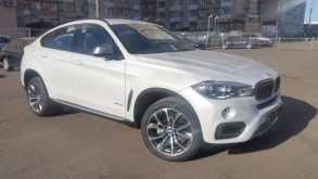 Красноярск BMW X6 2017