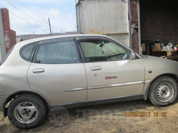 Toyota Duet, 1999 год, 80 000 руб.