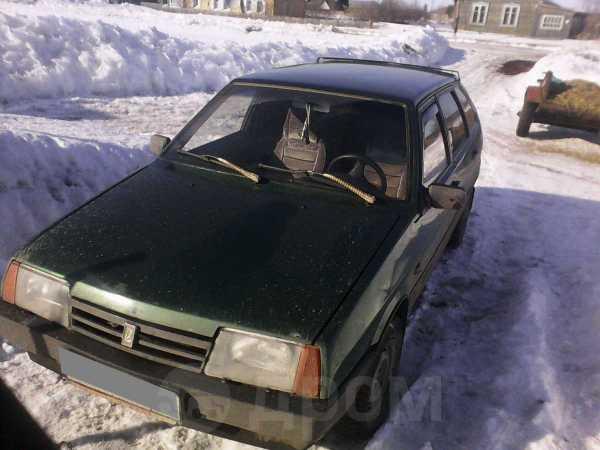 Лада 2109, 1997 год, 43 000 руб.