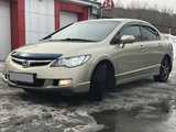Новокузнецк Хонда Цивик 2009