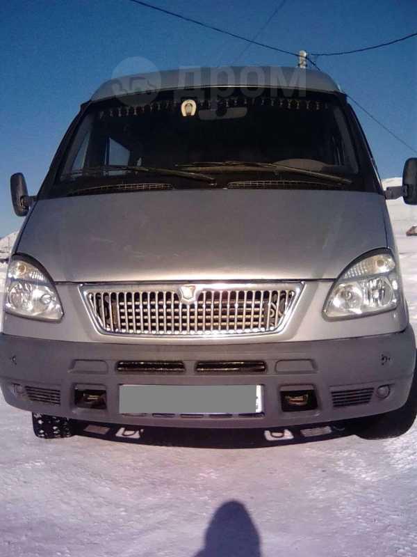 ГАЗ 2217, 2007 год, 250 000 руб.