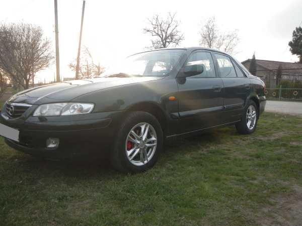 Mazda 626, 2001 год, 185 000 руб.