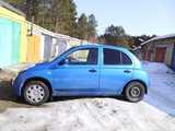 Иркутск Ниссан Марч 2008