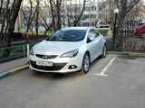 Москва Астра GTC 2012