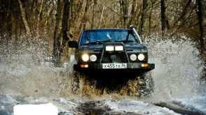 Воронеж Terrano 1993