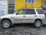 Петропавловск-Кам... Хонда ЦР-В 2001