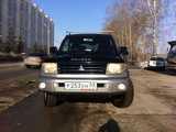 Новосибирск Паджеро Ио 1999