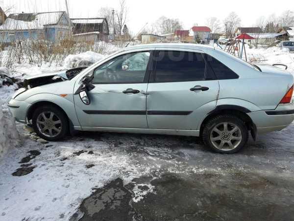 Ford Focus, 2004 год, 60 000 руб.