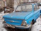 Мариинск ЗАЗ Запорожец 1978