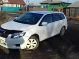 Иркутск Тойота Филдер 2008