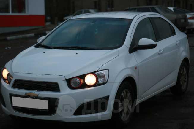 Chevrolet Aveo, 2014 год, 500 000 руб.