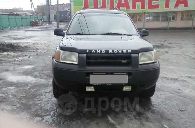 Land Rover Freelander, 1999 год, 285 000 руб.
