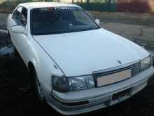 Усолье-Сибирское Тойота Краун 1991